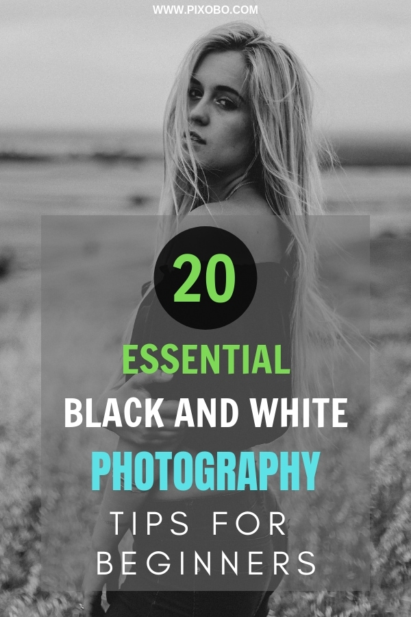 20 Essential Black and White Photography Tips for Beginners