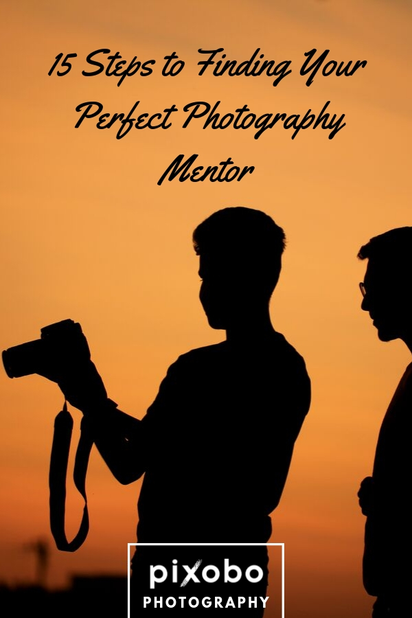 In every business, it is good to have somebody\'s advice who has already been thru the problems you are experiencing. Photography mentoring is also desirable in the photography business. In this blog post, you can read more about photography mentorship and we have prepared 15 steps to find your perfect photography mentor. Let\'s take these steps together! #photography #photographybusiness #photographymentor #businessmentor