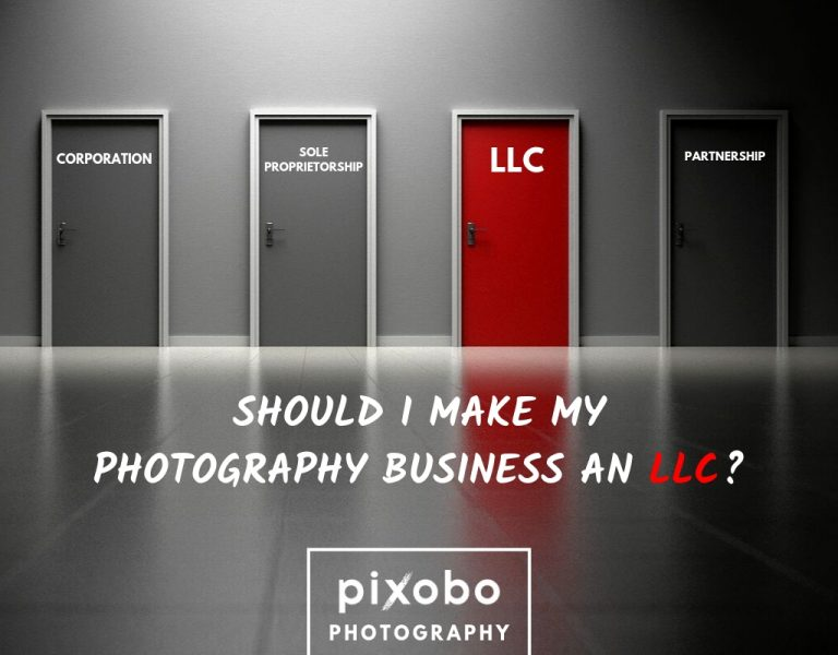 Should I Make My Photography Business an LLC_