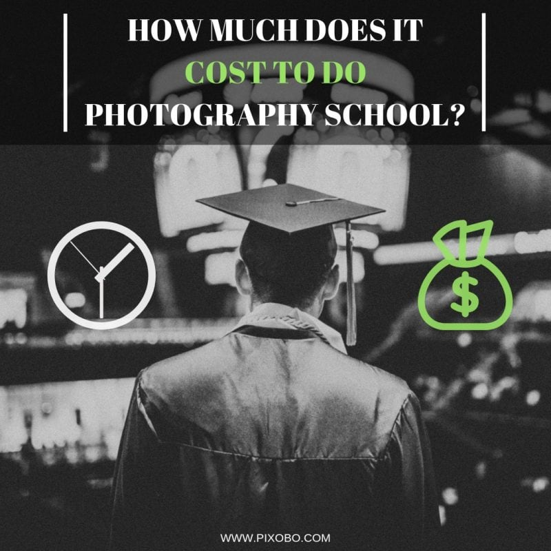 How Much Does It Cost to Do Photography School