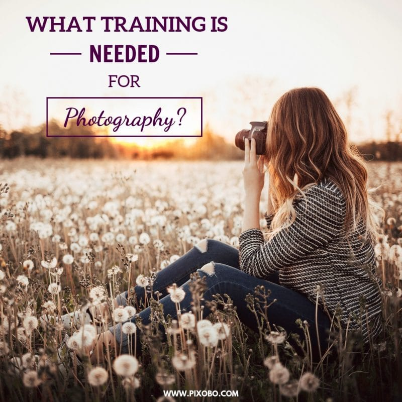 What Training Is Needed For Photography