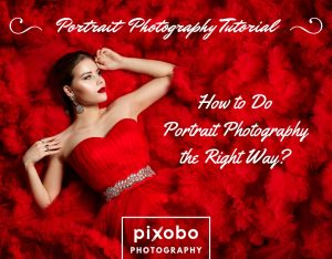 Portrait Photography Tutorial.