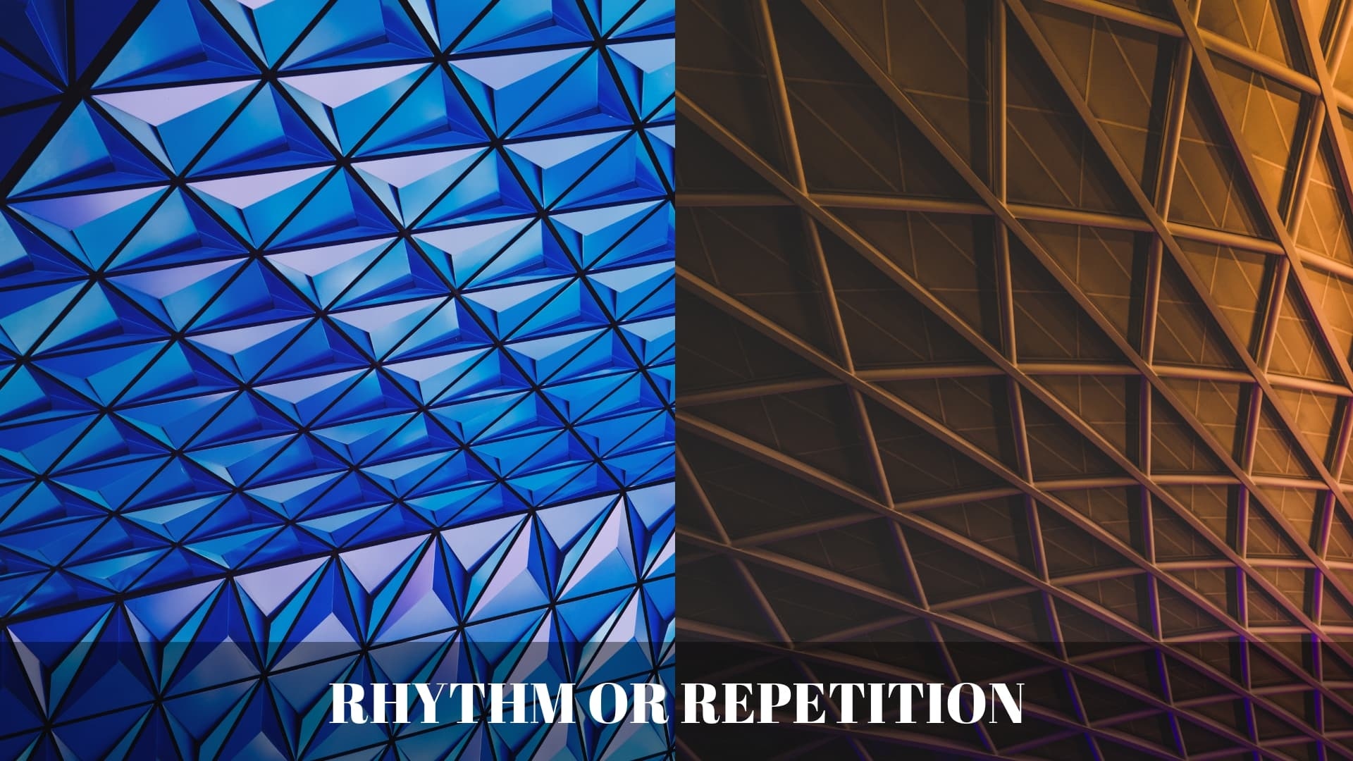 Rhythm or Repetition