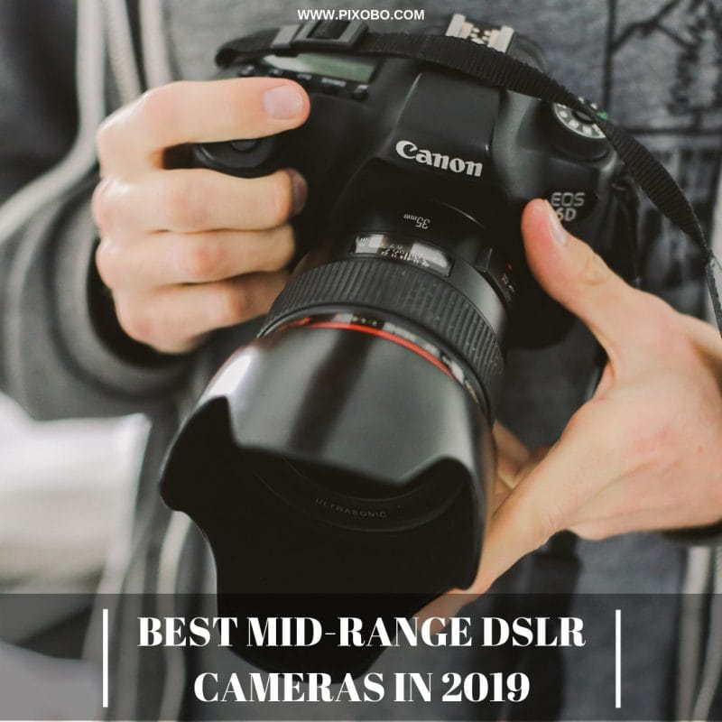 Best Mid-Range DSLRs in 2019
