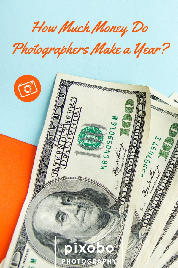 How Much Money Do Photographers Make a Year?
