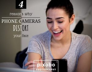 4 reasons why phone cameras distort your face