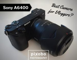 This is it! Sony A6400