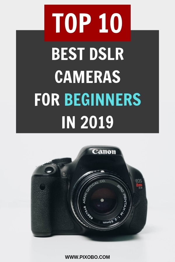 Are you thinking about buying a DSLR camera? Do you know which are the best DSLR cameras for beginners? For you, we have prepared our top 10 DSLR camera list to help you choose the best entry level DSLR camera. Also if you are wondering: What lens should I buy? Don\'t worry we got you covered! Also, read tips on what to look for in DSLR camera. Let\'s see what are the great DSLR cameras for beginners! #dslr #dslrcamera