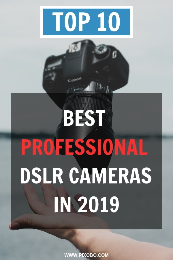 Before buying a professional camera it is very important to be well informed. A professional DSLR camera is very expensive and you need to consider what DSLR to buy that will give you the best value for the money. Here you can find out 10 best professional DSLRs for you! We have reviewed the best professional cameras in 2019 to help you make the best possible decision. #dslr #dslrcamera #dslrphotography #professionalphotography