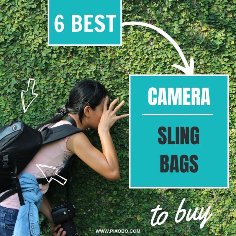 6 Best Camera Sling Bags for Photographers to Buy.