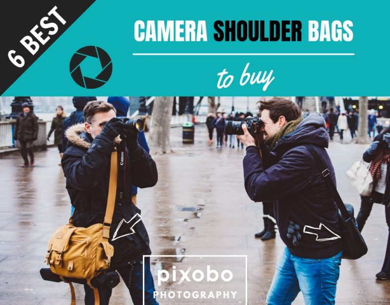 6 Best Photography Camera Shoulder Bags