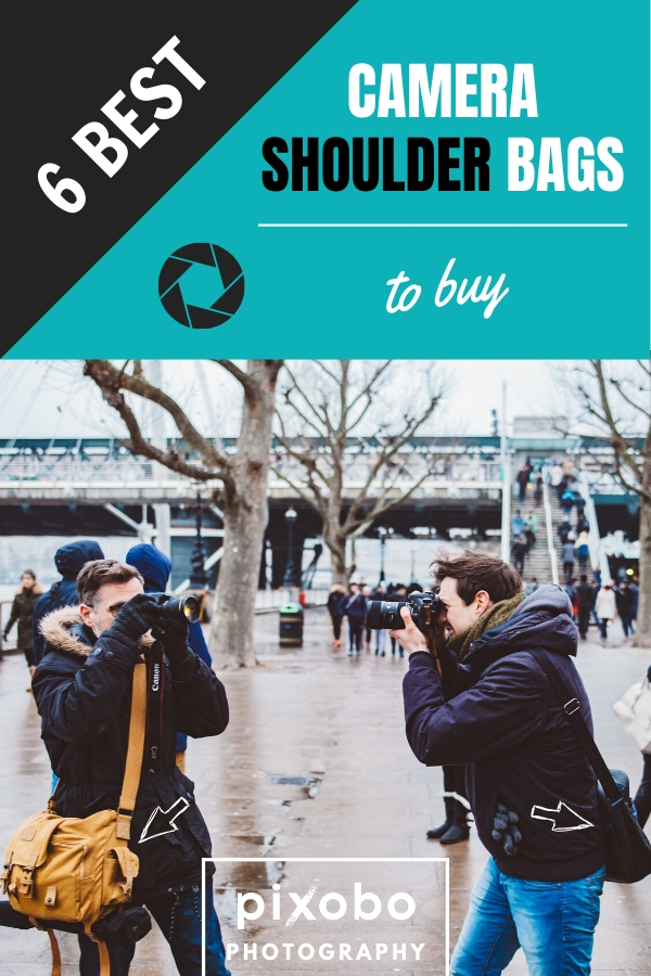 6 Best Photography Camera Shoulder Bags to Buy