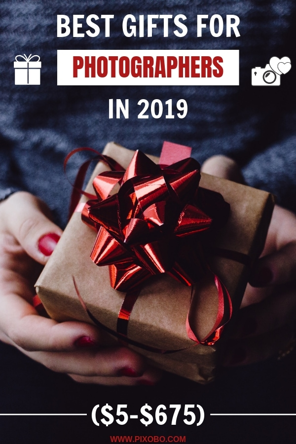 It can be very difficult to buy the gift for a photographer, especially for the photographer who already has everything or doesn't always say what he wants or needs. Everyone wants to buy an amazing and unique gift for photographer, that can be both fun and useful. In this article find out some of the best gifts for photographers in 2019. Here you can find different ideas and a variety of gifts ranging from $5 to $675 that you can buy for every type of photographer. #giftforphotographer #gifts