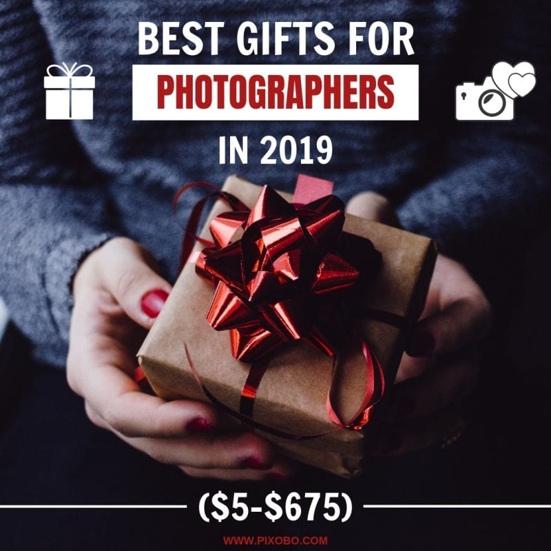 Best Gifts for Photographers in 2019