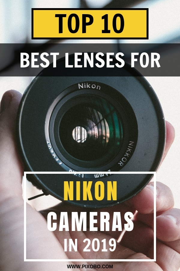 Are you looking for Nikon DSLR lenses and do you want to know more about Nikon cameras lenses? Can you use any Nikon lens for any Nikon camera? In this blog post, you can find out the top 10 best lenses for Nikon cameras in 2019. Find out which lens for Nikon you should buy and much more information related to Nikon camera lenses. #nikonlens #nikonlenses #cameralens #bestlenses