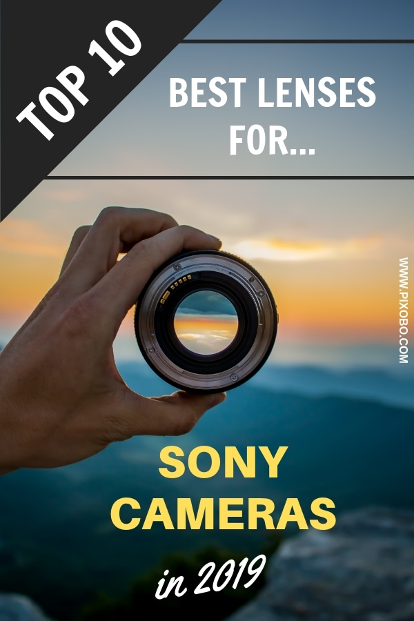 In this blog post, you can find out the top 10 best lenses for Sony cameras in 2019. Learn more about Sony lenses, also if you can use any Sony lens for any Sony camera and what Sony camera lens should you consider buying. Also, find out which Sony lens is the best for a particular type of photography. #cameralenses #sonylens #sonylenses #lensforcamera