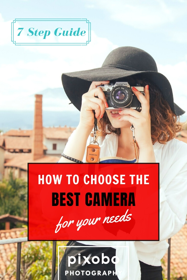 How to Choose the Best Camera for Your Needs – 7 Step Guide