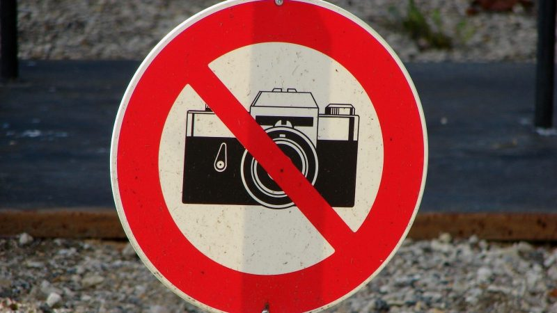 Interesting Photography Laws