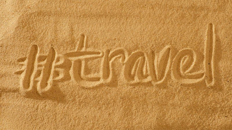 Hashtags for Travel