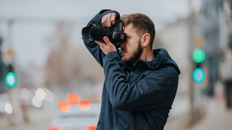 Network as a Photographer