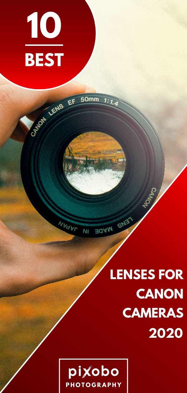 Best Lenses for Canon Cameras in 2020