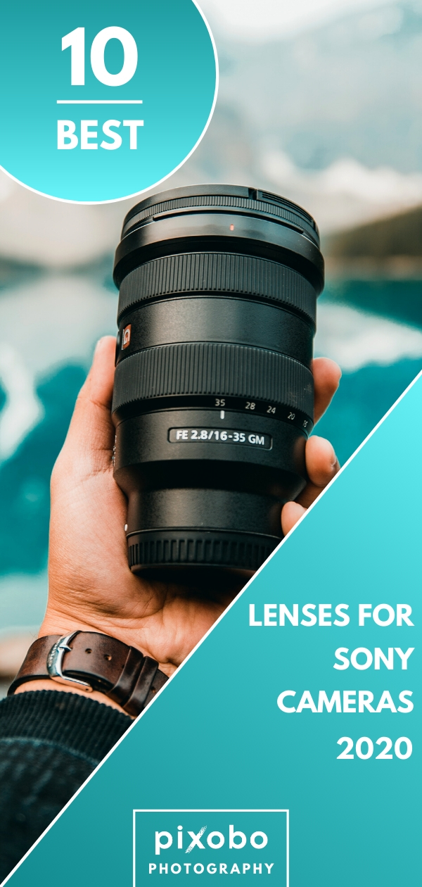 In this blog post, you can find out the top 10 best lenses for Sony cameras in 2020. Learn more about Sony lenses, also if you can use any Sony lens for any Sony camera and what Sony camera lens should you consider buying. Also, find out which Sony lens is the best for a particular type of photography. #cameralenses #sonylens #sonylenses #lensforcamera