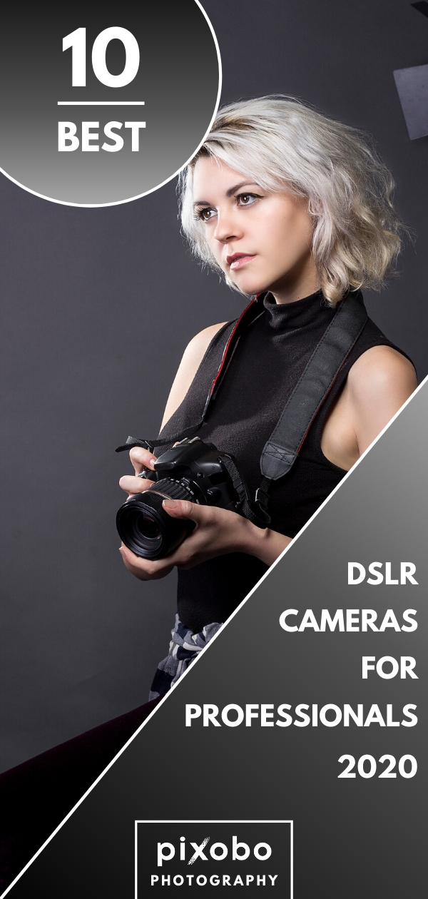 Best Professional DSLR Cameras in 2020