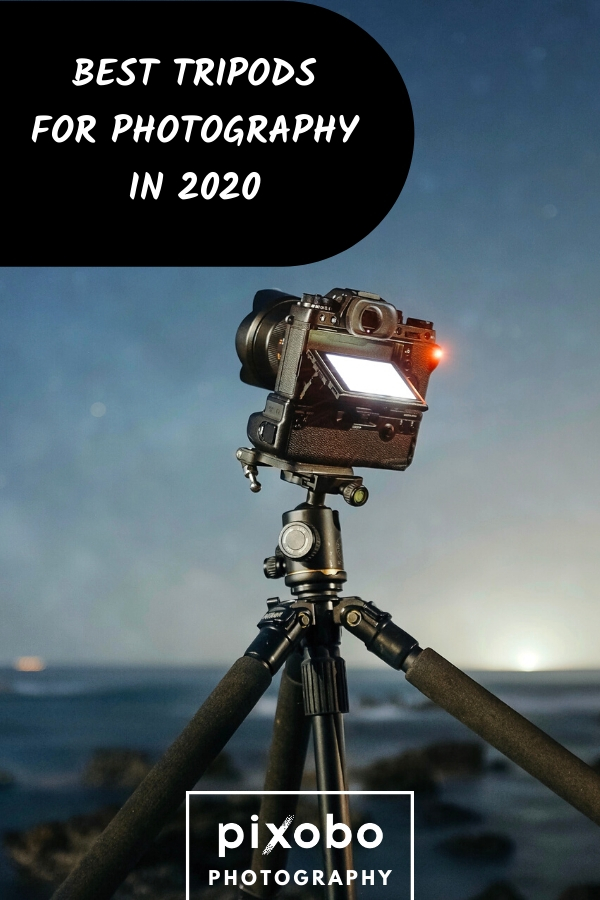 Best Tripods for Photography in 2020