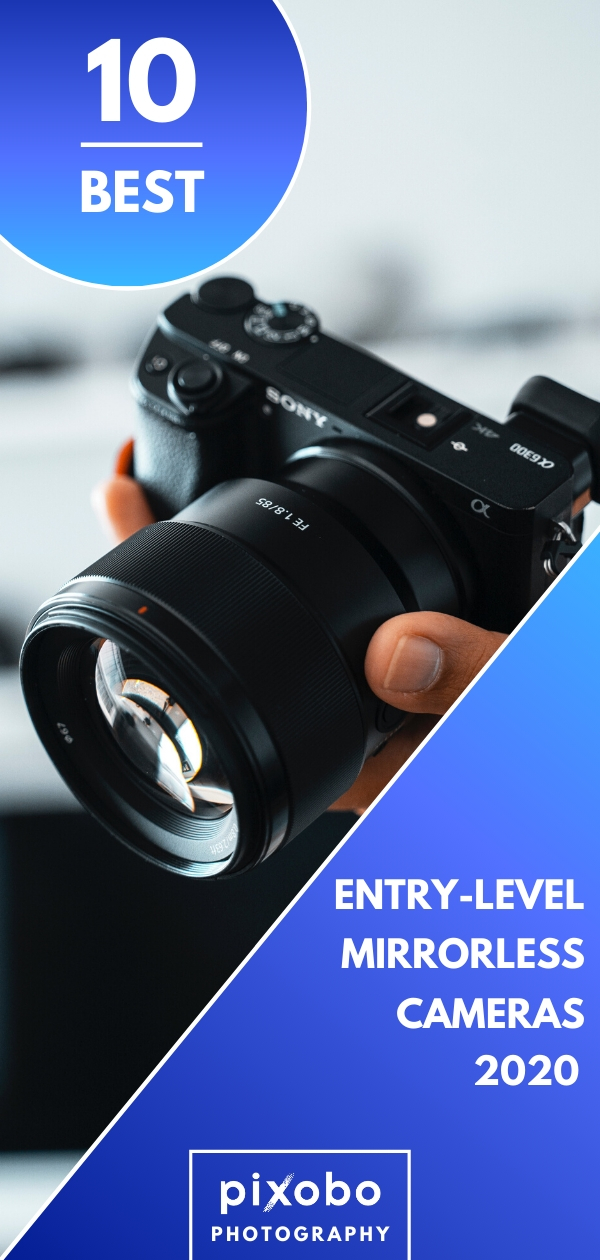 If you are starting your photography career or a photography hobby, one of the first questions that you certainly have to be asking yourself is: what kind of camera should I get? In this blog post, we have prepared for you top 10 best mirrorless cameras for beginners in 2020. Learn what \'mirrorless\' means and more about mirrorless cameras comparison with a DSLR. Mirrorless camera for beginners will surely be a good choice for your photography start. #mirrorlesscamera #mirrorlessphotography