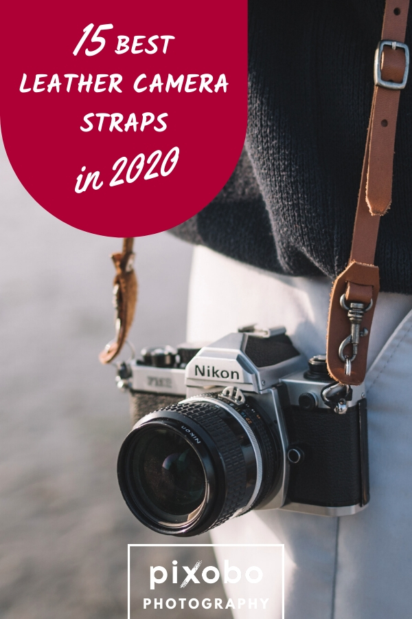 If you need to buy a perfect leather camera strap, we have some recommendations for you. In this blog post, you can find out the top 15 best leather camera straps in 2020. Read about things you need to look out for and choose the best leather camera strap for you. #camerastraps #leathercamerastraps #photographygear #cameragear