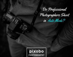 Do Professional Photographers Shoot in Auto Mode_