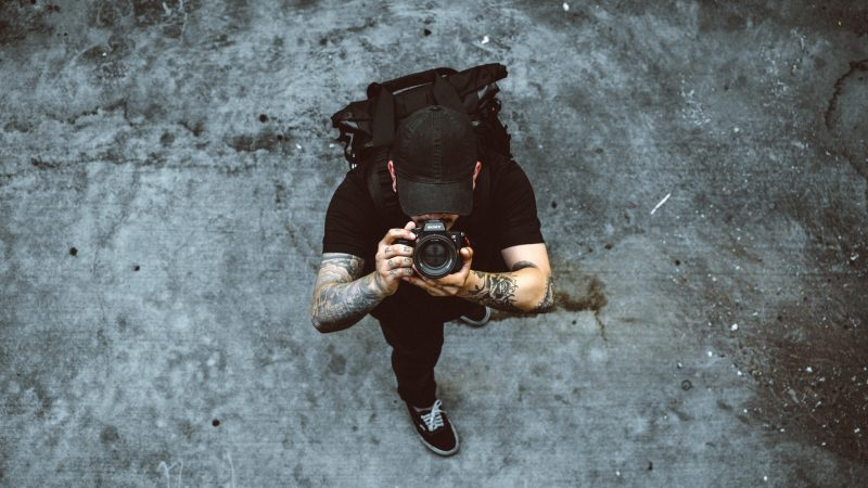 It Lets the Photographer Capture Perfect Opportunities