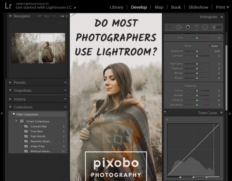 Do Most Photographers Use Lightroom