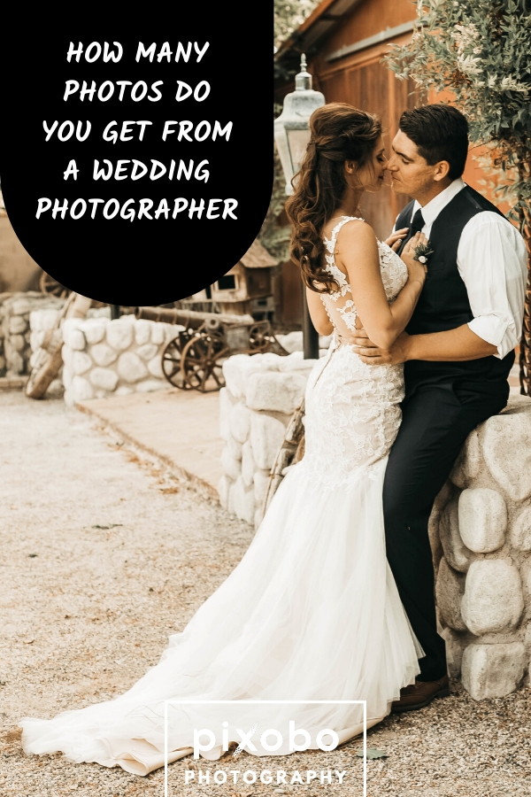 How Many Photos Do You Get From a Wedding Photographer