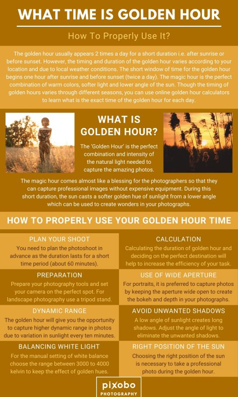 What Time Is Golden Hour and How to Properly Use It_1