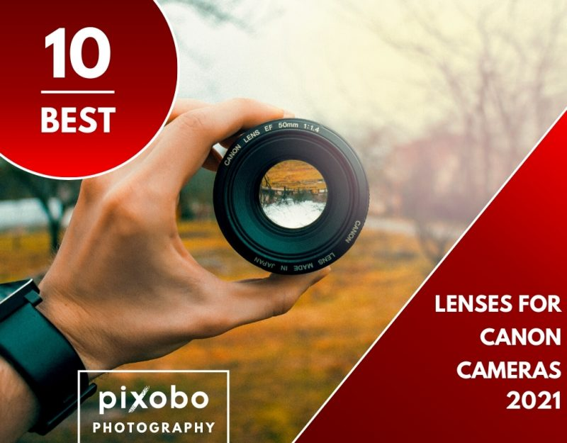 Best Lenses for Canon Cameras in 2021