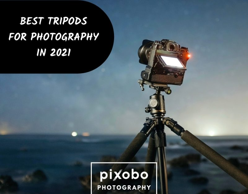 Best Tripods for Photography in 2021