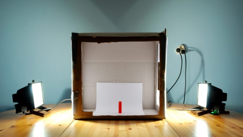Is It Better to Make Your Own Photography Lightbox Instead of Buying One